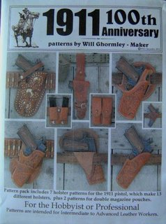 1911, 100th Anniversary Holster