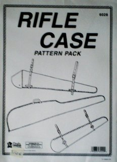 Rifle Case Pattern Pack - Scabbard Schnittmuster-
