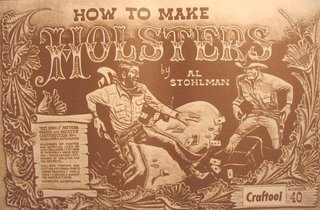 How to make Holster v. Al Stohlman