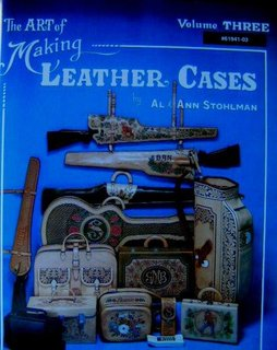The Art of Making Leather Cases by Al Stohlman Scabbard