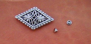 Concho Celtic Diamond