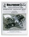 Johnny Ringo Rig Holster und Gun