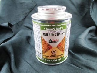 Rubber Cement Tanners Bond