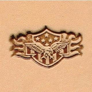 8557-00 Prägestempel, eagle shield