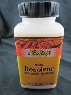 Fiebing`s Resolene Finish