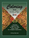 Coloring with Eco-Flo auf Chinesisch